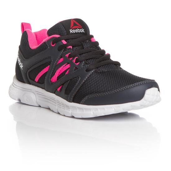 REEBOK Zapatillas Running Negro Mujer