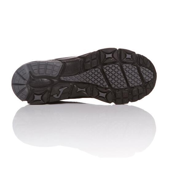 JOMA REPRISE Zapatillas Running Negras Hombre
