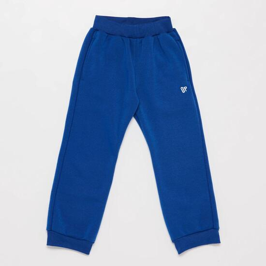 Pantalón Largo Felpa UP BASIC Azul Niño (2-8)