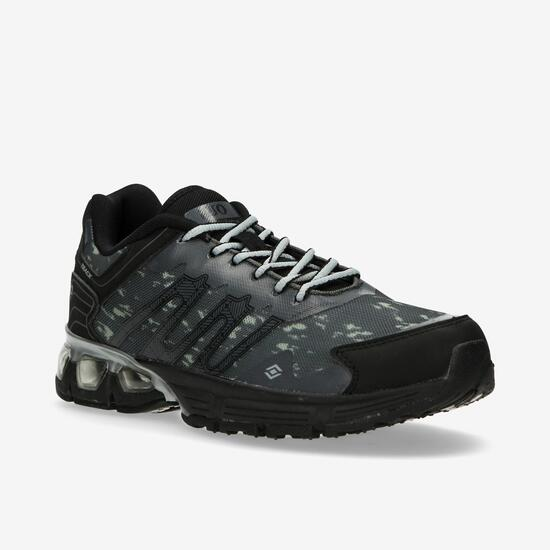 Zapatillas Running IPSO ELEMENT 6 Gris Hombre