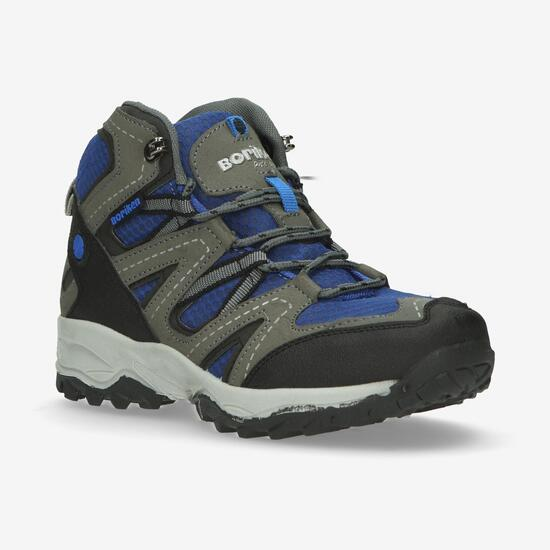 Bota Montaña Alta Boriken Everest Junior