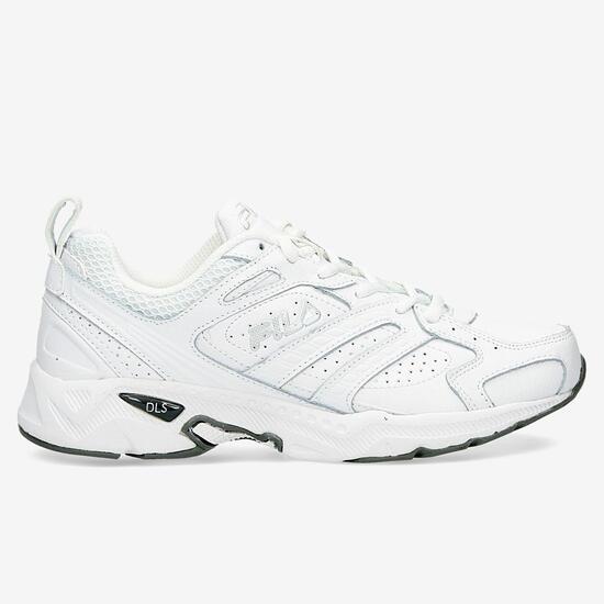 FILA CAPTURE Zapatillas Running Blancas Mujer