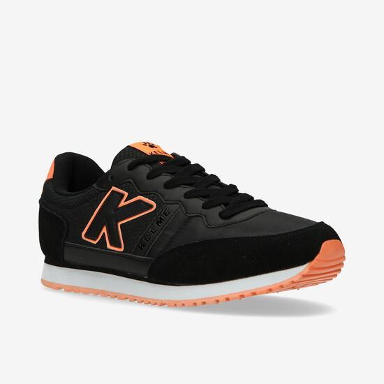 KELME Sneakers Casual Negras Hombre