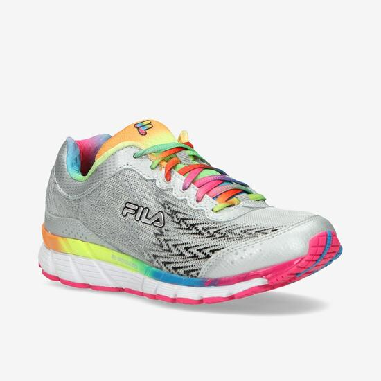 FILA ENERGIZED Zapatillas Running Gris Mujer