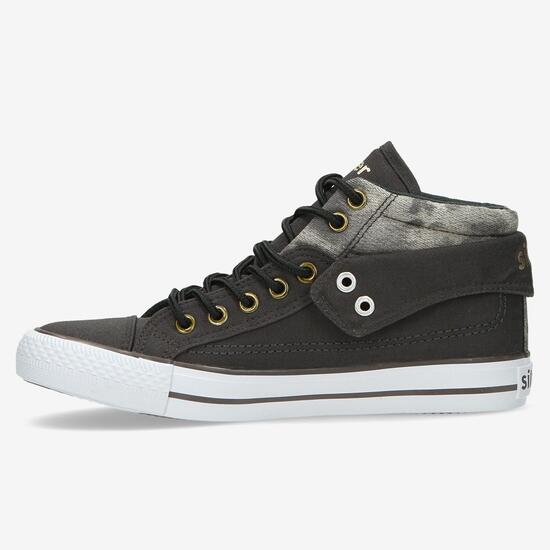 Botines Casual SILVER Gris Mujer