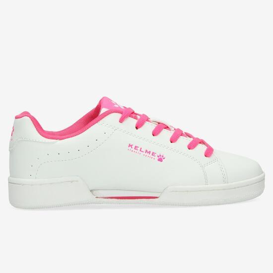 KELME Zapatillas Casual Blancas Mujer