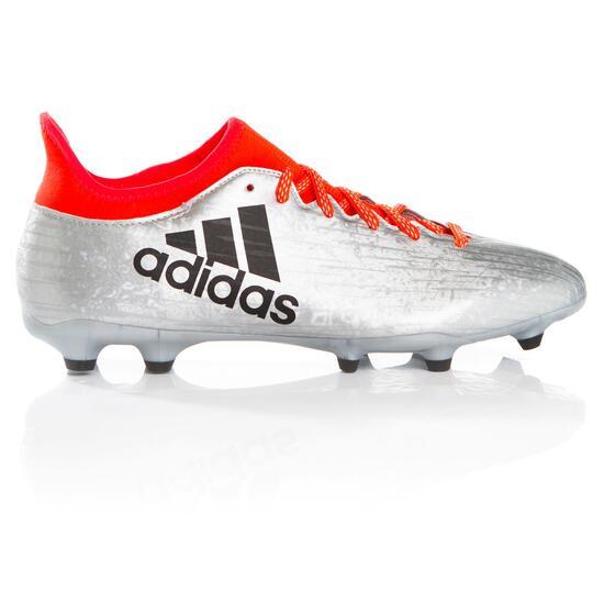 adidas X Ace 16 Botas Fútbol Tacos Fg Eurocopa Hombre - GRIS  31f5dadebc547