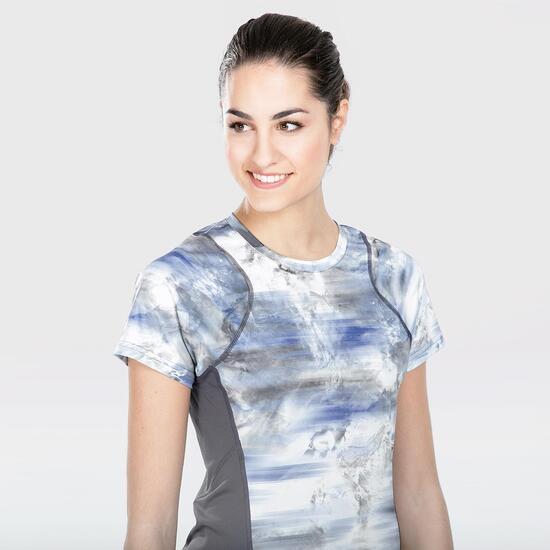 PUMA GRAPHIC Camiseta Running Estampada Mujer