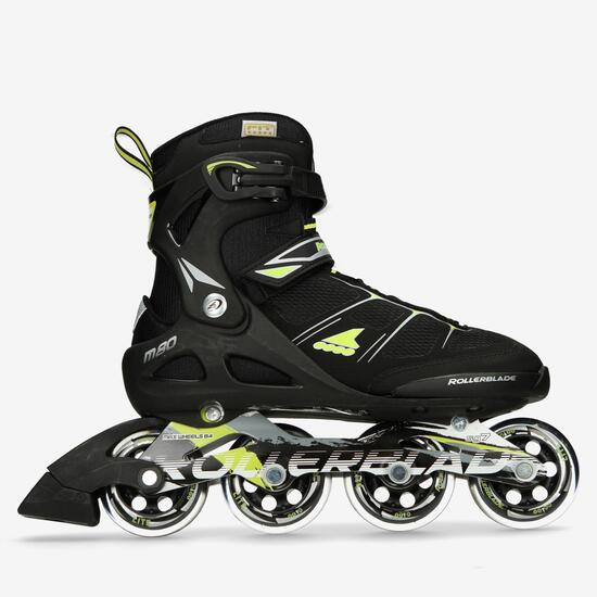 Patines ROLLERBLADE Negro Lima Mujer