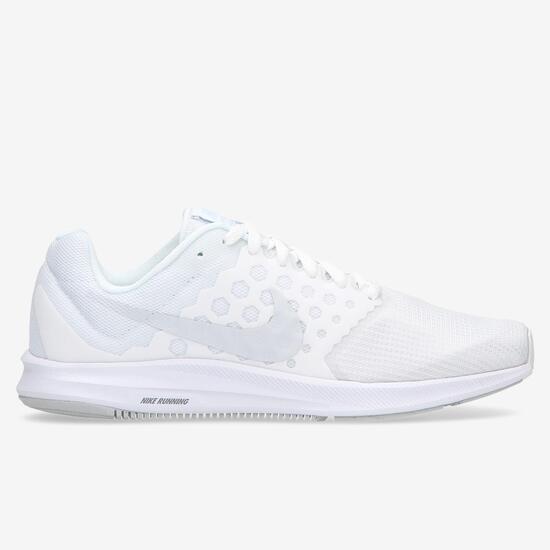 0d31d708 Nike Downshifter 7 Zapatillas Running Blancas Mujer - BLANCO | Sprinter