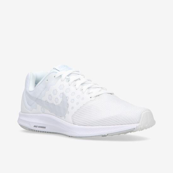 zapatillas nike running mujer blancas