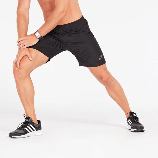 Pantalón Running Asics Negro Hombre