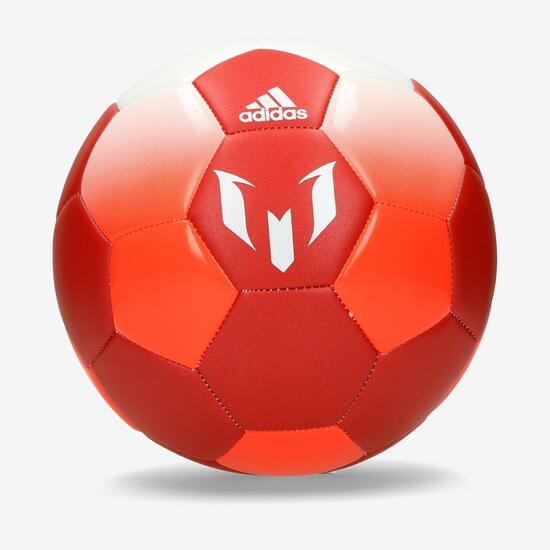 ADIDAS Balón Fútbol Messi Rojo