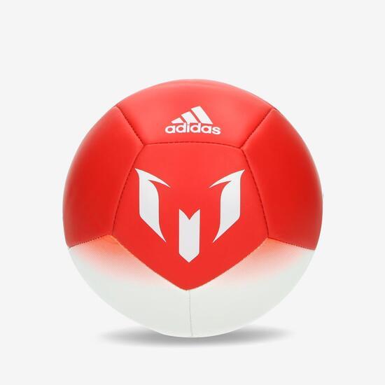 ADIDAS MESSI Minibalón Fútbol Rojo