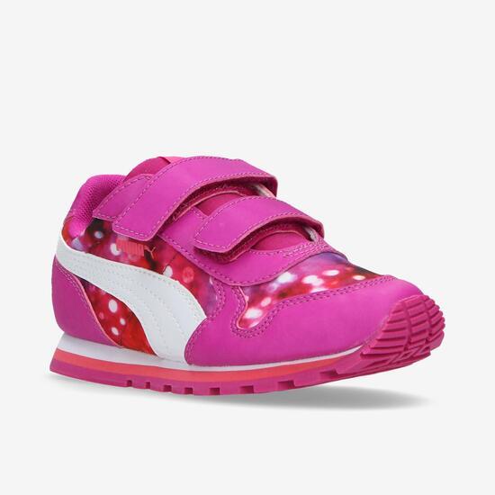PUMA RUNNER Sneakers Fucsia Niña (28-35)