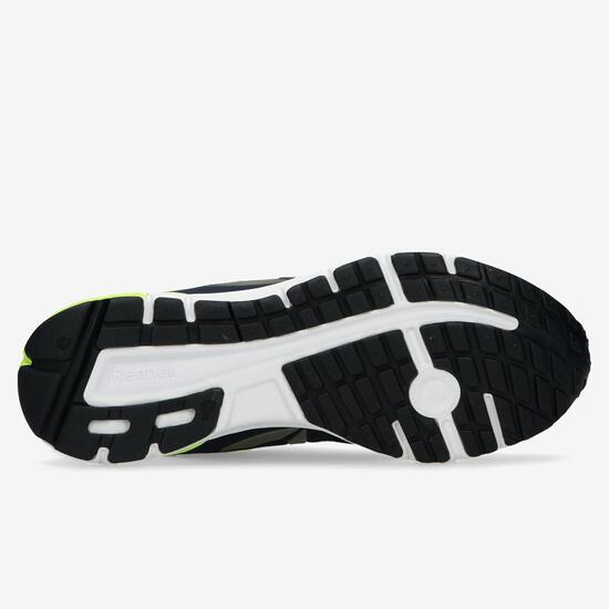 REEBOK ONE DISTANCE Zapatillas Running Negro Verde Hombre