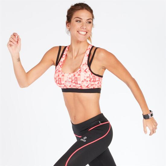Top Running Coral Mujer Ipso Experience