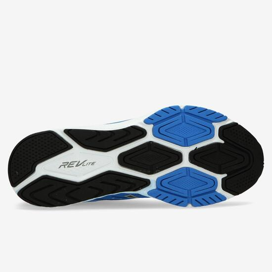zapatillas running new balance vazee prism v2 azules hombre