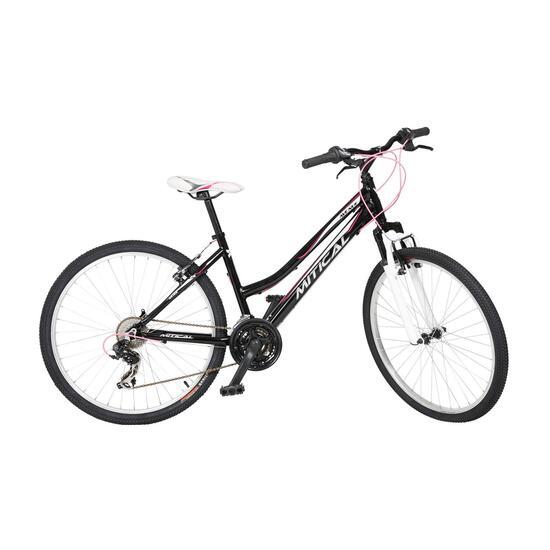 "Bicicleta Montaña  AVENUE 26"" Negra Mujer"