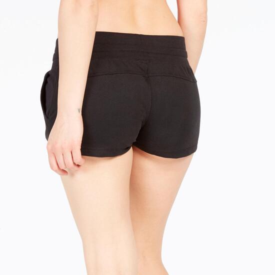Pantalón Corto KELME Negro Mujer
