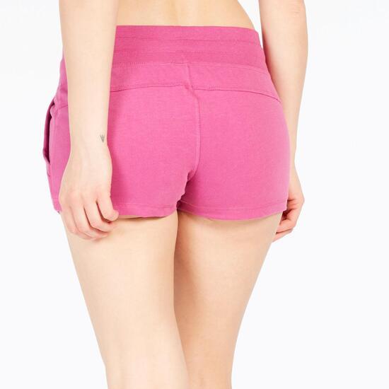 Pantalón Corto KELME Granate Mujer