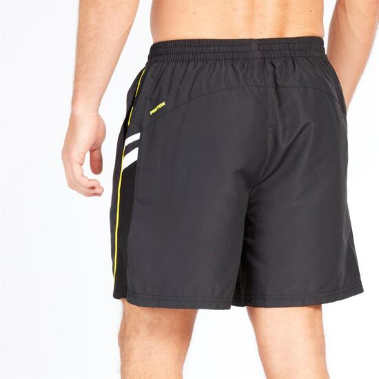 Pantalón Corto Tenis PROTON COMBI Hombre Negro