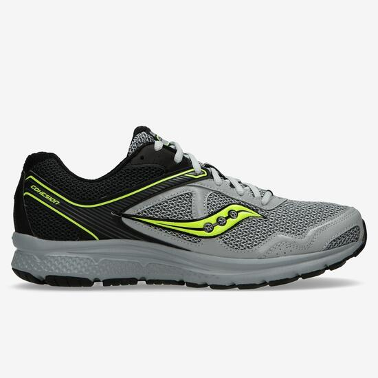 SAUCONY COHESION 10 Zapatillas Running Grises Hombre