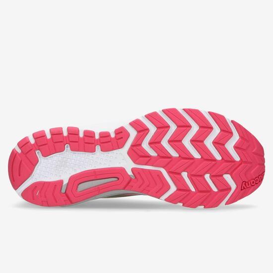 SAUCONY GUIDE 10 Zapatillas Running Gris Fucsia Niña (36-39)