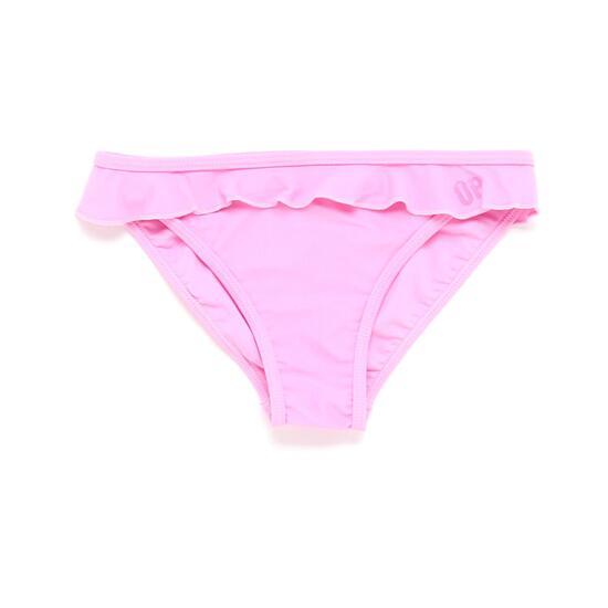 Braguita Bikini Volantes Niña Rosa Up (2-8)