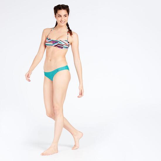Braga Bikini Turquesa UP BASIC
