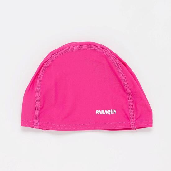 Gorro nataci n paraqua junior rosa gorro piscina for Gorro piscina