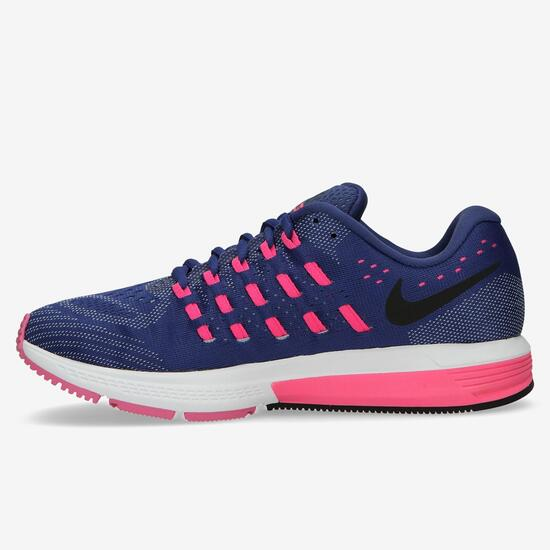 NIKE AIR ZOOM VOMERO 11 Zapatillas Running Azul Mujer
