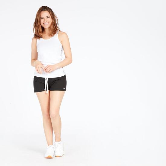 Camiseta Tirantes Blanca Mujer Trunk&Roots