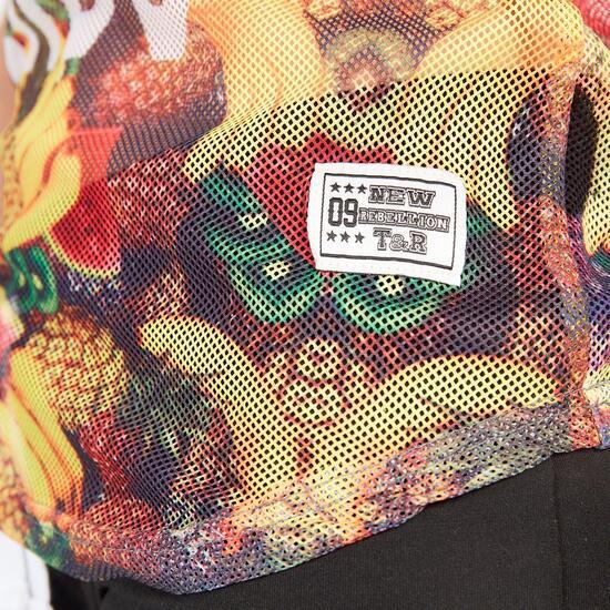 Camiseta Tirantes Estampadas TRUNK&ROOTS Mujer