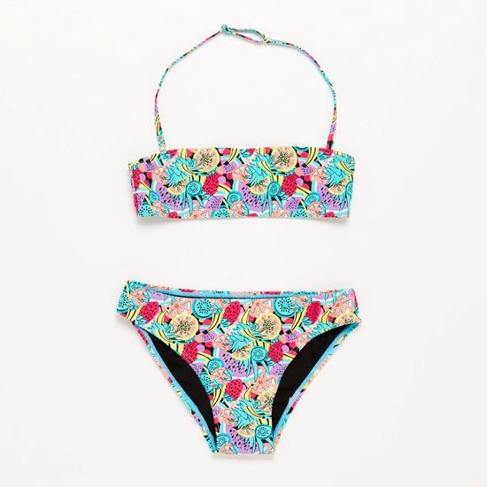 Bikini Niña Multicolor Silver Belvis (6-16)