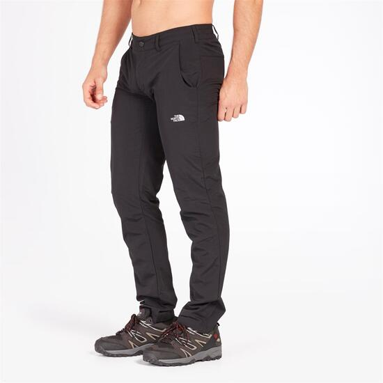 THE NORTH FACE TANKEN Pantalón Largo Negro Hombre