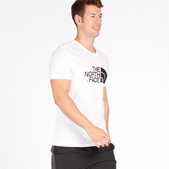 THE NORTH FACE EASY Camiseta Blanca Hombre