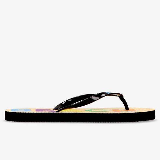 Chanclas Playa Up Multicolor Mujer