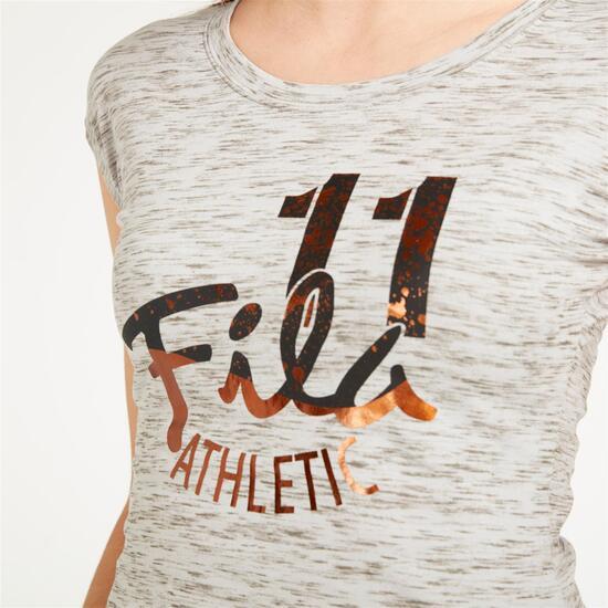 FILA CAMILA Camiseta Gris Mujer