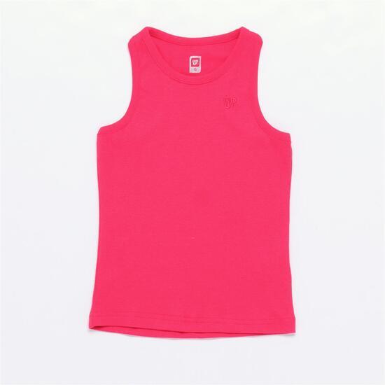 Camiseta UP BASIC Fresa Niña (2-8)