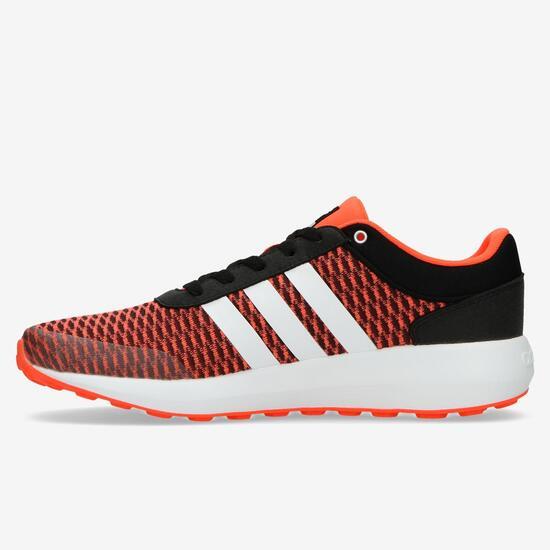 Zapatillas Running adidas Cloudfoam Negro Naranja Hombre