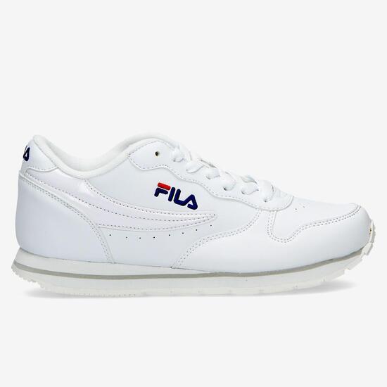 FILA ORBIT Zapatillas Casual Blancas Mujer