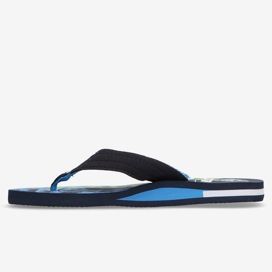 Chanclas Playa Hombre Azul Marino Nicoboco Westland
