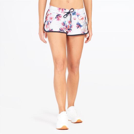 RUSSELL ATHLETIC Pantalón Corto Estampado Mujer