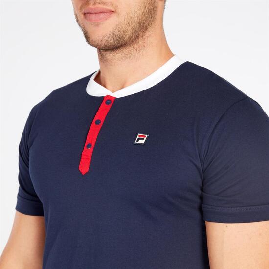 FILA BERTOLUCCI Camiseta Marino Hombre