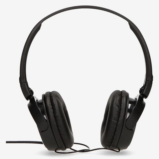 Auriculares SILVER Plegables Negro