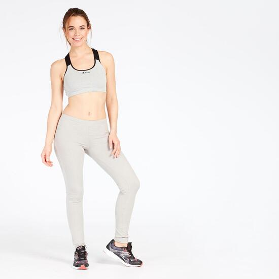 Top Deportivo ILICO Gym Gris Mujer