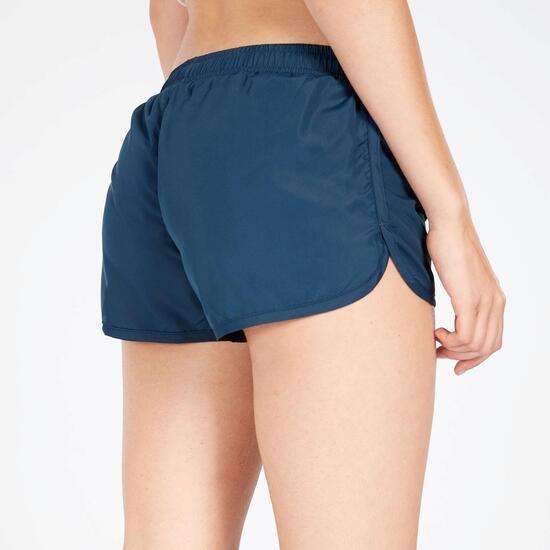 Pantalón Corto Azul Marino Mujer Ilico