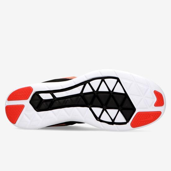 Zapatillas Running Nike Flex Negras Hombre