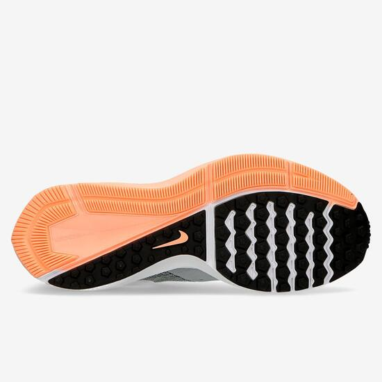 Zapatillas Running Nike Winflo 4 Grises Mujer